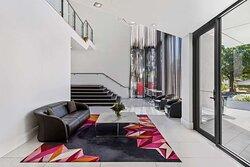 adina serviced apartments canberra dickson lobby
