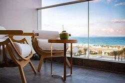 Deluxe Room Ocean View Balcony