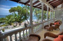 Balcony Villa Royal
