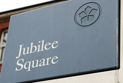 1.  Jubilee Square, Leicester