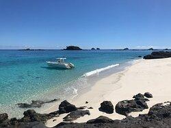 une sortie dans les îles autour de Nosy Komba