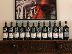 Parner Bar van de Scotch Malt Whisky Society! Ben je lid? Dan krijg je 10% korting op je Society glas in de bar.