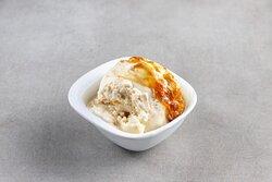 Tahini & Fig ice cream