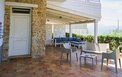 veranda appartamento glicine