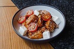 Баклажаны с томатами