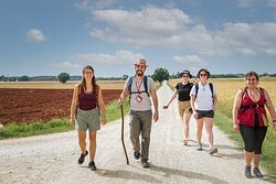 Trekking sulla Via Francigena, tra Abbadia Isola e Monteriggioni