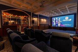 Невероятный кинотеатр с расширенными возможностями для гостей Аркадиевский.