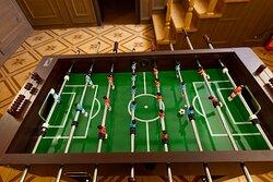 Настольный футбол для гостей Аркадиевский.