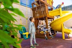 Детки проведут отличное время в отеле Аркадиевский.