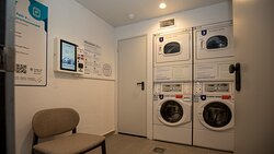 Lavandería automática - Laundry room