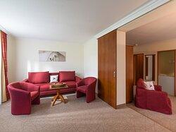 Suite im Hotel Glockenstuhl in Westendorf