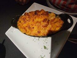 crawfish mac & cheese