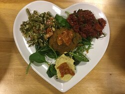 One of our Vegan Night meals