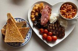 Giant breakfast