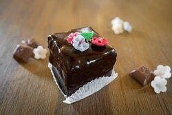 Nicht ohne Schokolade!!!