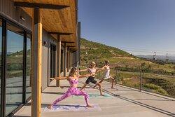 Yoga - YotelPAD Park City, View Terrace