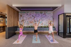 Yoga - YotelPAD Park City, Club Room