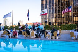 Poolside Jazz on Thursday nights throughout the summer.