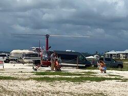 Hang Ten Helicopters Orange Beach