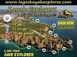 Kayak Explorers lagos