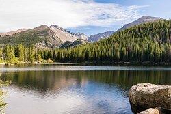 Bear Lake from Bear Lake Trailhead