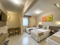 Standard Triple Bed Guest Room