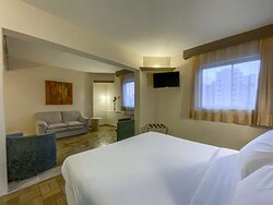 Suite Double Bed Guest Room