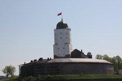 Выборгский замок.