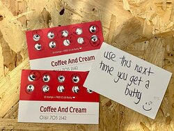 Quick fill loyalty cards 👌