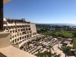 Steigenberger Al Dau Beach- View from the Room