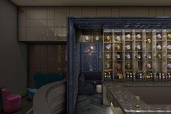 Living Room Lounge VIP Room
