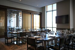 Apropoe's - Private Dining Room