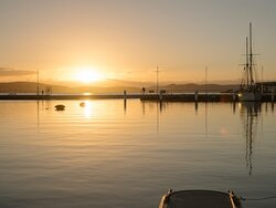 Somerset On The Pier - Location sunrise