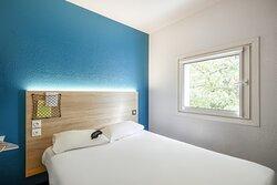 Chambre Cabrio avec salle de bain et toilette intégrés