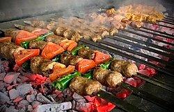 Customize your BBQ Dish