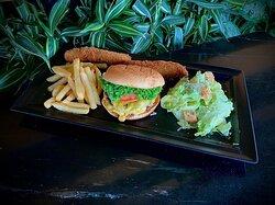 Grove Cheese Burgers & Chicken Tenders