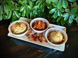 Trio Hummus