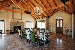 Moraine Lodge Great Hall