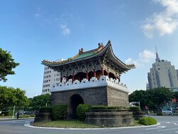 臺北府城小南門 〈重熙門〉 ─ 台北城中僅存的四座城門之一