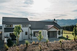 Moraine Lodge for your wedding reception, conference or fine dining experience