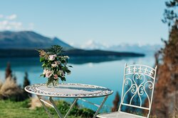 The Lakeside Wedding Lawn for your ceremony.