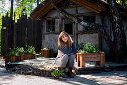 Alice´s herb garden