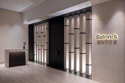 Botrini's entrance
