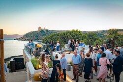 Le nuove terrazze dove puoi ammirare ogni sera il tramonto sul mare, a pochi passi dal centro di Cagliari