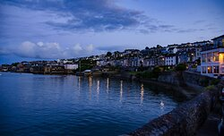 Falmouth in the Evening