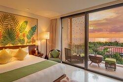 Premium Deluxe Sea View room