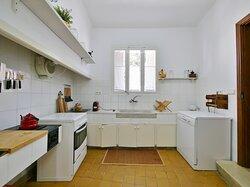 """Cocina """"Casa Nova""""  Apartments Casa Concha Calella de Palafrugell"""