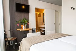 Luxe twee persoons kamer