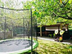 Jardin Chill aire de jeux