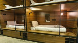 Dormitory bed
